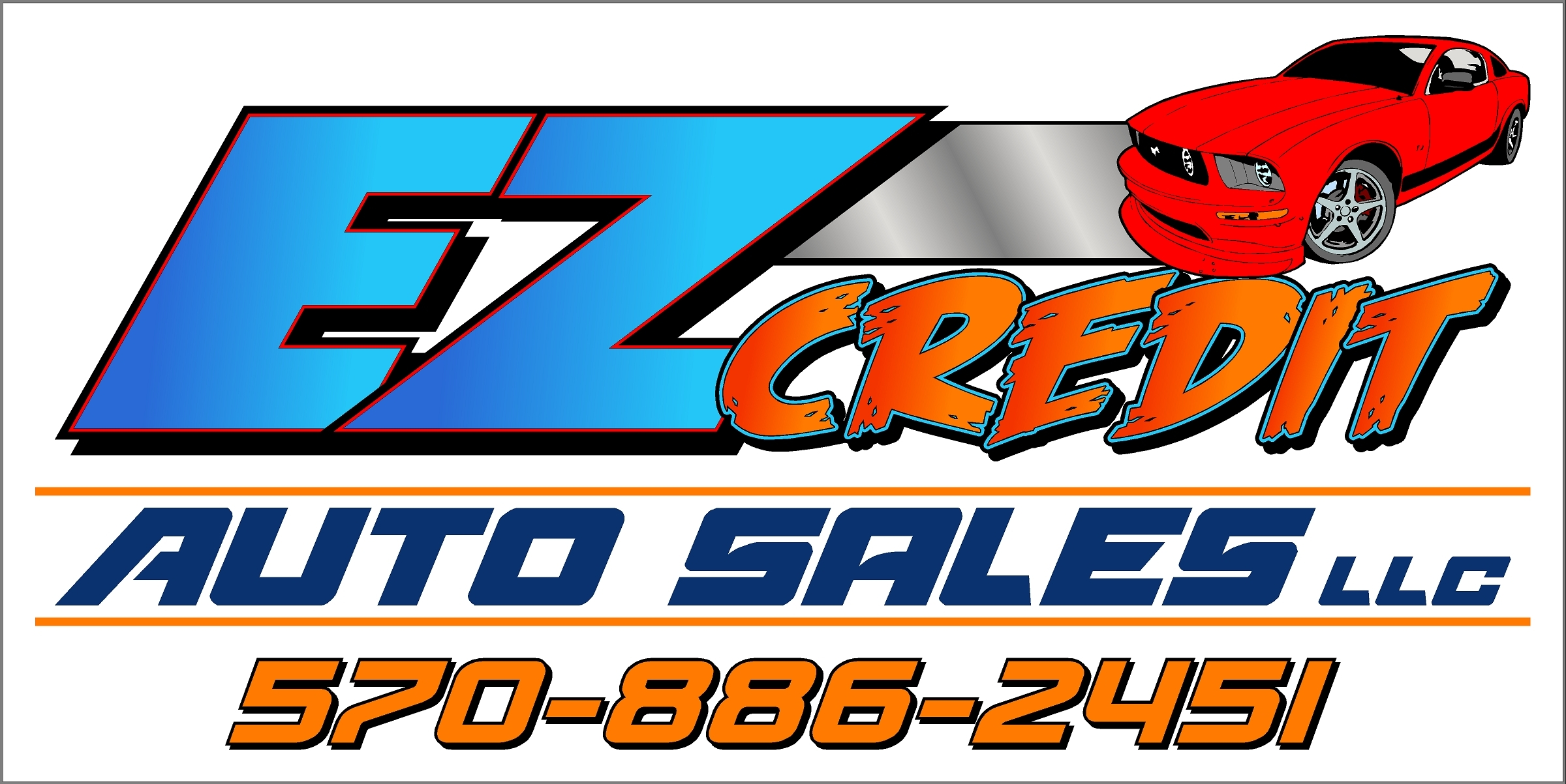 EZ CREDIT AUTO SALES LLC Driving Directions